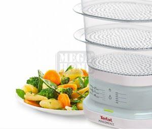 Уред за готвене на пара Tefal VC130130 MiniCompact 650 W