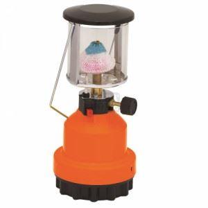Къмпинг лампа 190 гр метално тяло и пиезо-запалка Premium