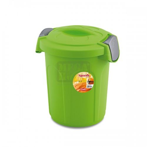 Кош за смет Speedy 8 L, зелен