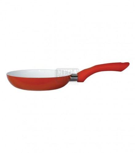 Тиган 24 см- червен