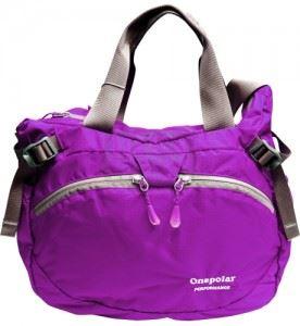 Чанта за рамо Onepolar в лилаво