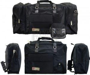 Туристически сак с отделящи се чанти 112 л