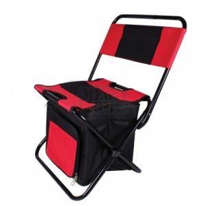 Къмпинг стол с хладилна чанта 110 кг