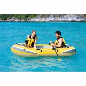 Bestway Надуваема лодка Raft 255x127см с гребла