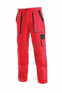 Работен летен панталон Canis Luxy червен