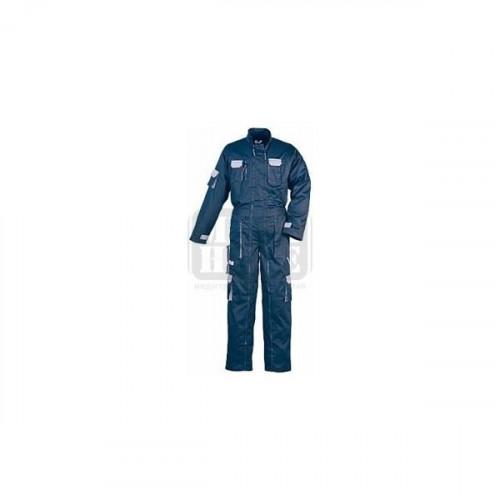 Гащеризон летен на Coverguard, модел Navy, размер L, цвят син