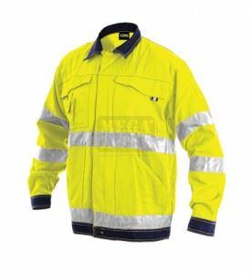 Сигнално яке в жълто NORWICH