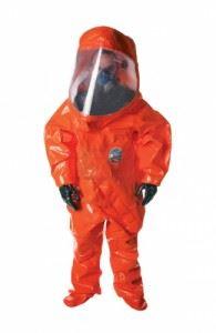 Костюм за пална защита от химикали Z500