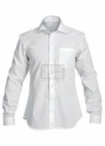 Мъжка риза с дълъг ръкав CENTRAL