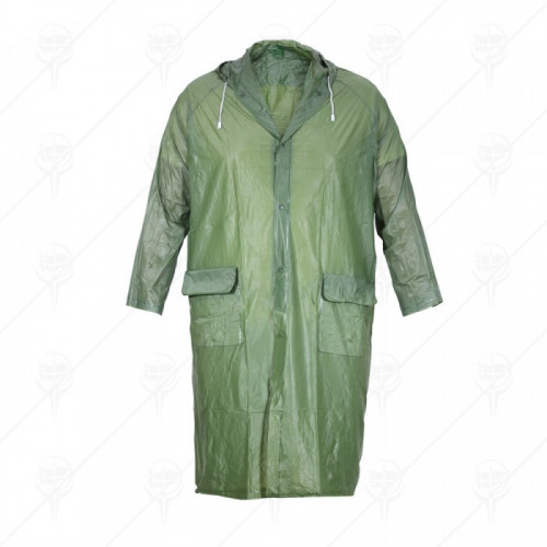 Работно облекло - дъждобран тип манто XXL 100 cм, Coverguard