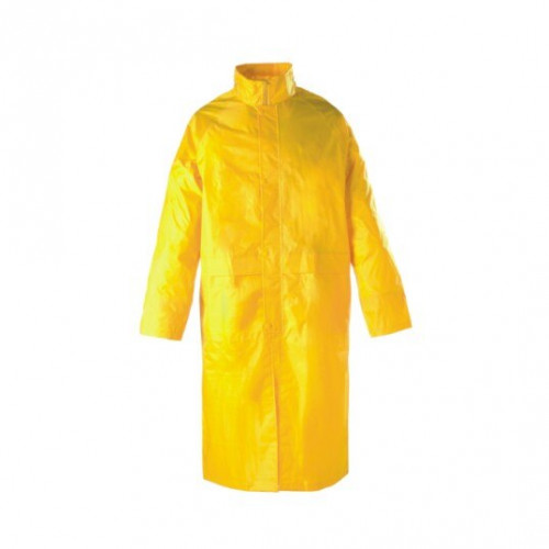 Дъждобран жълт, манто XХXL 120 cм, Coverguard