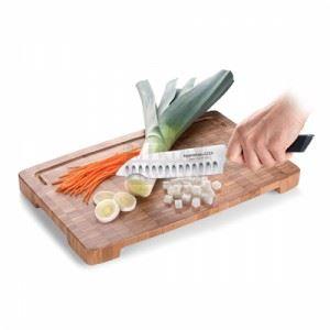 Японски нож Tescoma Azza Santoku 14 см