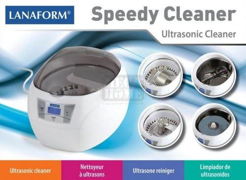 Уред за почистване от прах и петна Speedy Cleaner Lanaform