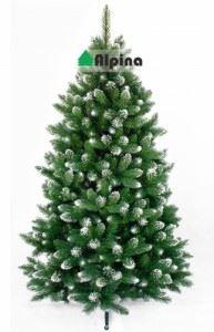 Коледна елха Alpina Заснежен Бор 120 - 250 см