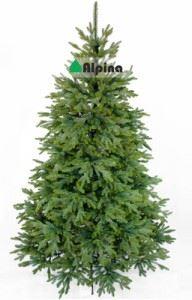 Коледна елха Alpina Смърч 100% PE 180 - 250 см