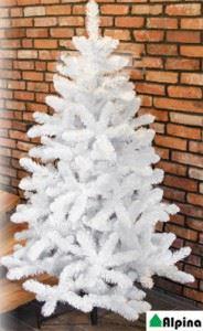 Коледна елха Alpina Бяла Ела 120 - 250 см