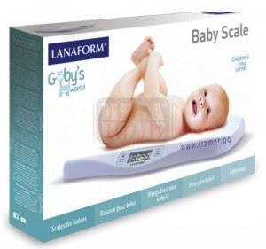 Бебешка везна NEW BABY SCALE Lanaform