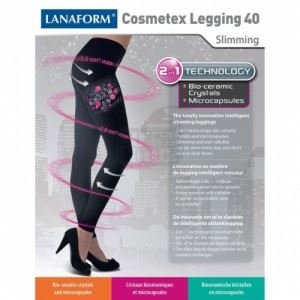 Клин с микрокапсули и биокристали COSMETEX LEGGING 40 Lanaform