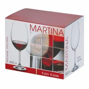 Чаша Bohemia Royal Martina 6 броя х 450 мл