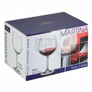 Чаша Bohemia Royal Martina 6 броя х 600 мл