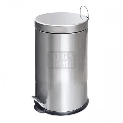 Кош за смет 20 л BC 530157 инокс