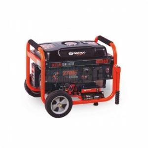 Бензинов монофазен генератор 2,7 kW DAEWOO GD3500E