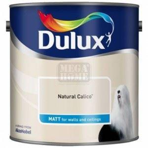Боя за стени мат Dulux Natural Calico 2.5L