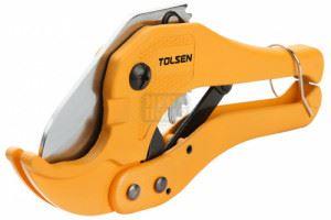 Ножица за PVC тръби TOLSEN 200 мм