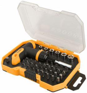 Комплект битове и вложки TOLSEN 41 части