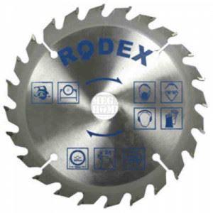 Диск за циркуляр ф400мм 80т Rodex
