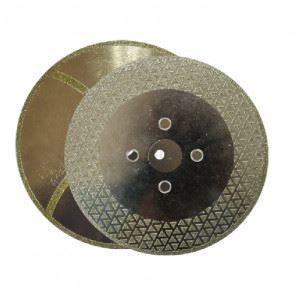 Диск диамантен галваничен 125мм M14 Rodex