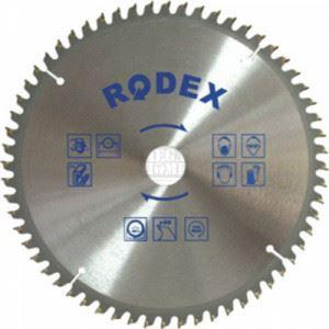Диск за рязане на алуминий ф250мм 80т Rodex