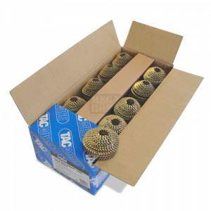 Пирони пневматични за такер 2,1/38мм Tacwise 14 400 бр