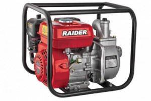 Помпа водна бензинова Raider  RD-GWP04 4.9kW 3\