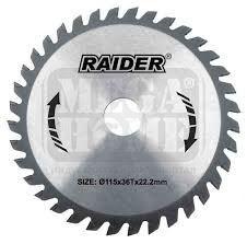 Диск за циркуляр Raider RD-SB09 400x56Tx25.4mm