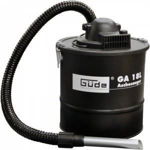 Контейнер Raider 18L метален с HEPA филтър за прахосмукачка