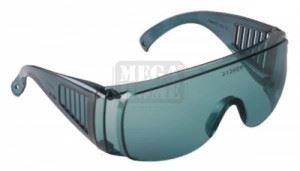 Черни предпазни очила с UV защита Topaz UV Starline