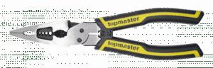 Клещи островърхи мултифункционални 6 в 1  210 mm Top Master