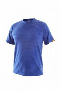ESD тениска с обло деколте HAVOC B-Wolf