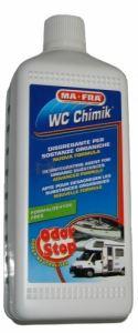 Разтворител на органични субстанции WC Chimik Ma-Fra 1 литър