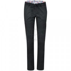Дамски медицински панталон LINDSEY KOI Design черен