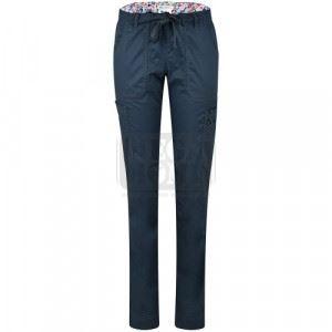 Дамски медицински панталон LINDSEY KOI Design сив
