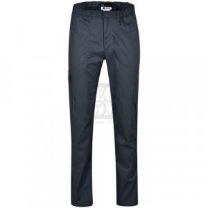 Мъжки медицински панталон RAYAN KOI Design сив