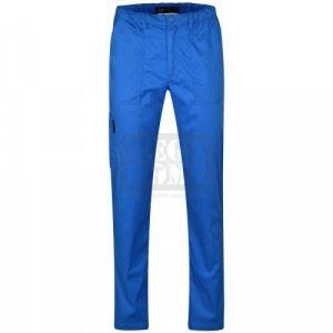 Мъжки медицински панталон RAYAN KOI Design син