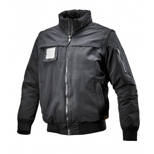 Работно яке HAZE Jacket Diadora черен