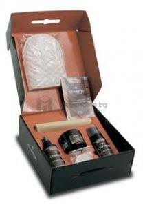 Комплект за поддържане на кожени салони Charme Leather Kit