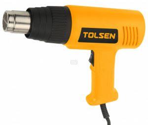 Пистолет за горещ въздух Tolsen