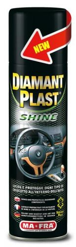 Препарат за почистване на табла Diamant Plast Shine 600 мл