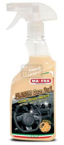 Препарат с восък за пластмаса Trattamento 3in1 Plastic 500 мл