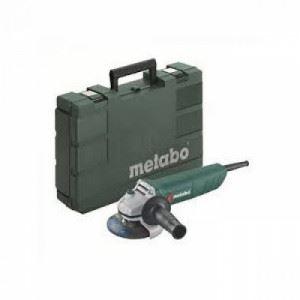 Ъглошлайф 125mm 900W Metabo W 9-125 QUICK в куфар
